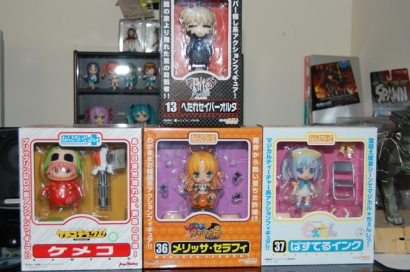 What happens when you start buying one nendoroid.. you just cant stop!     What happens when you start buying one nendoroid.. you just can't stop!