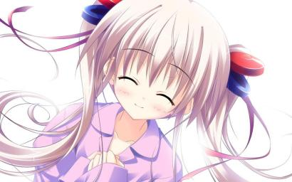 Kanade is so cute ><