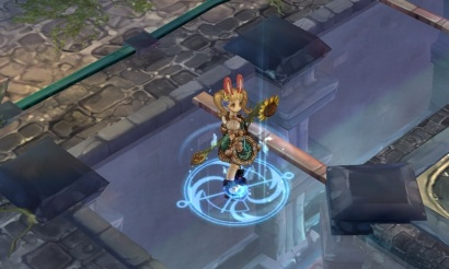 Tree_of_Savior_CBT2_Chronomancer_Sana